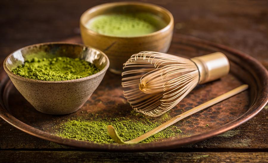 ชาเขียวเป็นชาที่ได้รับความนิยมมากในแถบทวีปเอเซีย