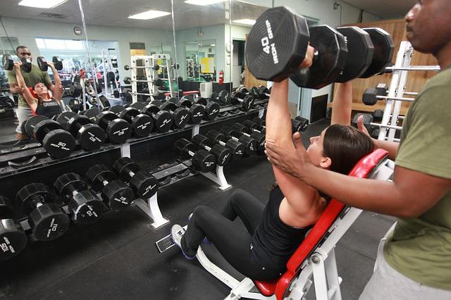 การออกกำลังกายโดยใช้น้ำหนักหรือเวตเทรนนิ่ง (Weight Training)